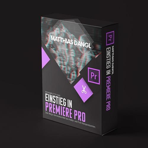 Produktbild Einstieg in Premiere Pro Kurs