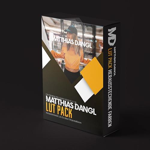 LUT Pack Premiere Pro und weitere Videobearbeitungsprogramme